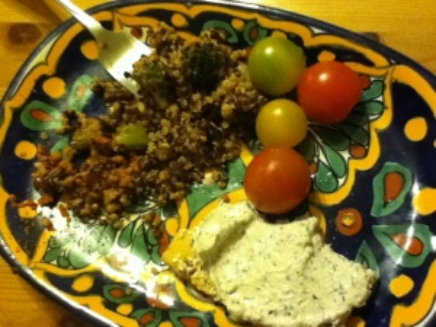 Dinner of Food