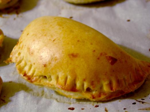 Empanada Humita (Corn Empanada)
