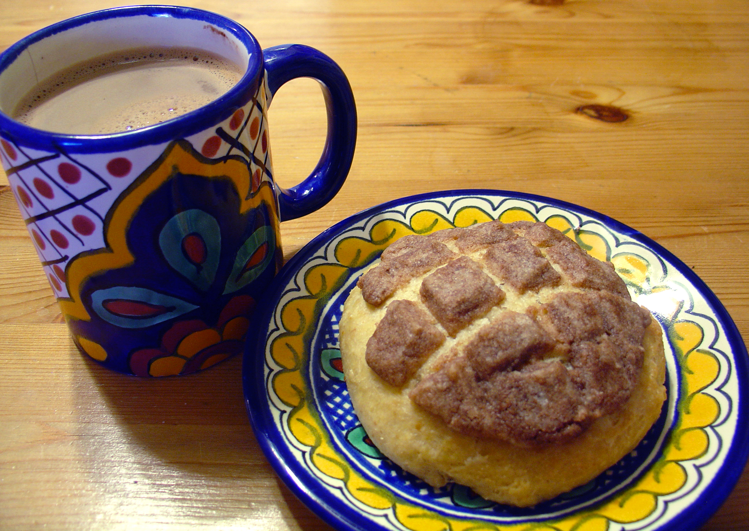 Amazing My Ode To Pan Dulce Chaoticvegankitchen Ncnpc Chair Design For Home Ncnpcorg